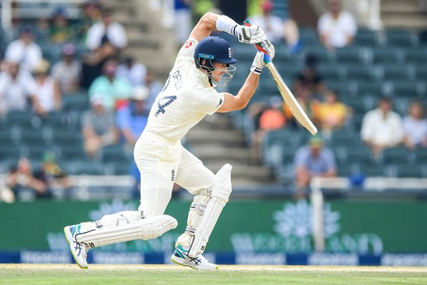 Joe Denly England v South Africa 4th Test Johannesburg 2020