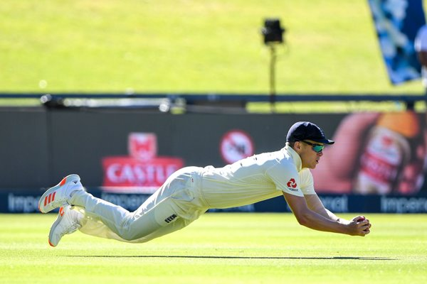 Sam Curran England Catch v South Africa 4th Test Johannesburg 2020