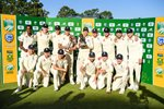 England Test Series winners v South Africa Johannesburg,2020 Prints