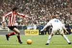 Ian Porterfield Sunderland v Billy Bremner Leeds United 1973 FA Cup Final Acrylic