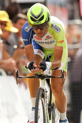 Vincenzo Nibali 3rd Place Tour 2012