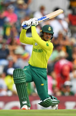 Quinton de Kock South Africa v England T20 International Centurion 2020