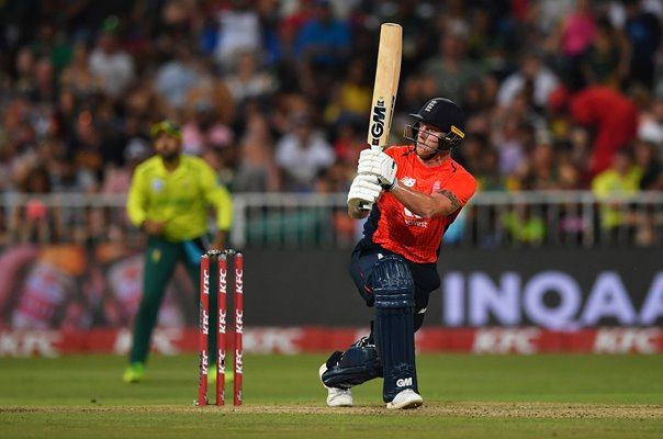 Ben Stokes England v South Africa T20 International Durban 2020