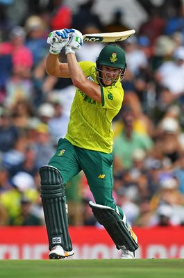David Miller South Africa v England 3rd T20 Centurion 2020