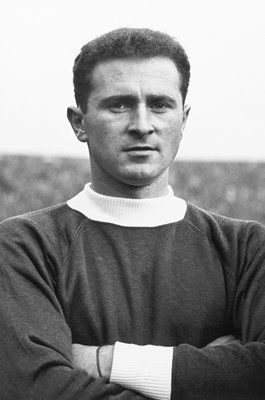 Harry Gregg Manchester United Goalkeeper 1969