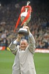 Bob Paisley Liverpool Manager League One Trophy Anfield 1983 Prints