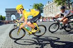 2012 Bradley Wiggins sets up Cavendish win Paris  Prints
