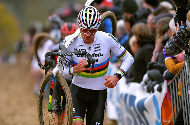Mathieu Van Der Poel 49th Koksijde World Cup 2019