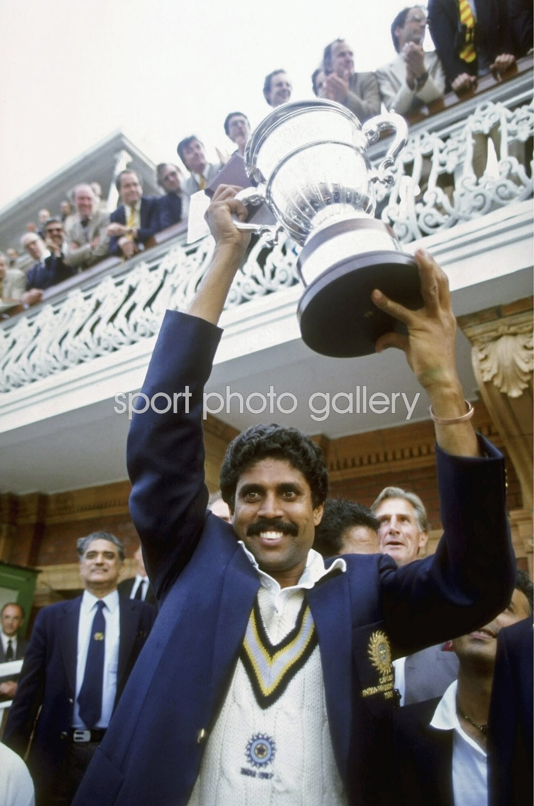 Kapil Dev India World Cup Winning Captain 1983