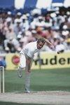 RODNEY HOGG # 13 AUSTRALIA 1983 SCANLENS CRICKET STICKERS SERIES 2 AUSTRALIA
