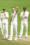 Stuart Broad England 500th Test Wicket Old Trafford 2020 Prints