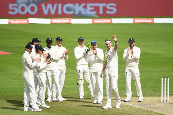 Stuart Broad 500th Test Wicket Old Trafford 2020