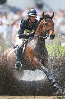 Mark Todd New Zealand Badminton Horse Trials 2016