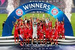 Bayern Munich Champions League Final Winners 2020 Prints