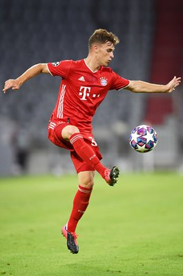 Joshua Kimmich Bayern Munich Champions League Allianz Arena 2020