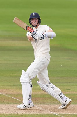 Zak Crawley England batting v Pakistan Southampton Test 2020