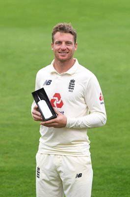 Jos Buttler England Player of the Series v Pakistan 2020