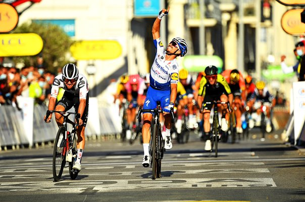 Julian Alaphilippe France Stage 2 Nice Finish Tour de France 2020