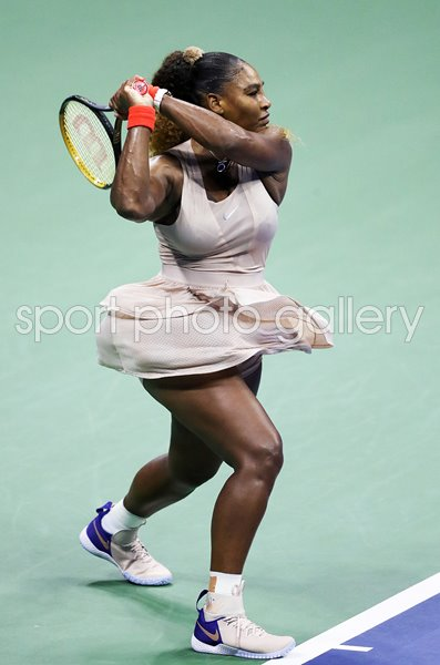 Serena Williams United States Backhand US Open 2020