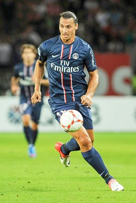 Zlatan Ibrahimovic - Paris Saint-Germain