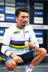 Julian Alaphilippe France Road Race World Champion Imola 2020 Prints