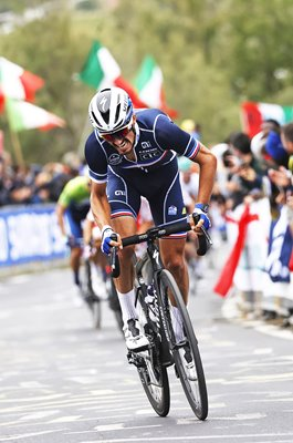 Julian Alaphilippe France Road World Championships Imola 2020