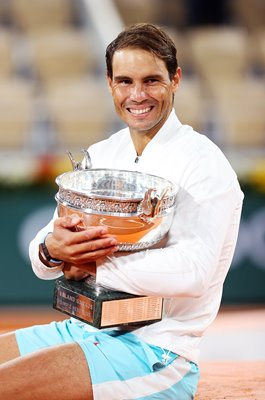 Rafael Nadal wins his 13th French Open Title Paris 2020