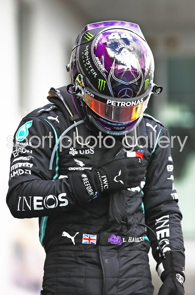 Lewis Hamilton Great Britain F1 Eifel Grand Prix Winner 2020