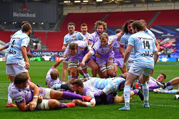 Luke Cowan-Dickie Exeter Chiefs scores Champions Cup Final 2020