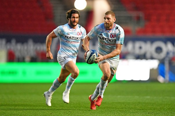 Finn Russell Racing 92 Champions Cup Final 2020