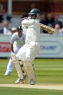 Tamin Iqbal attacks v England Lord's 2010