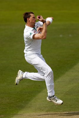 Dale Steyn South Africa Lord's 2012