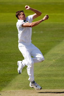 Morne Morkel South Africa bowls Lord's 2012