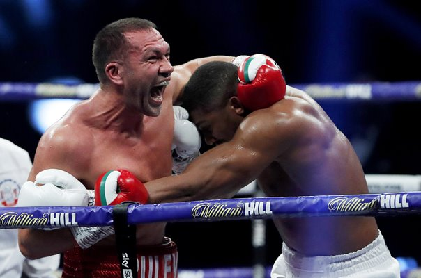 Kubrat Pulev v Anthony Joshua World Heavyweight Title Fight 2020