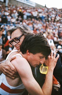 Sebastian Coe and Peter Coe Golden Mile World Record 1979
