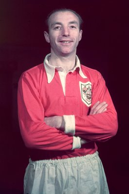 Stanley Matthews Stoke City and England Legend 1950