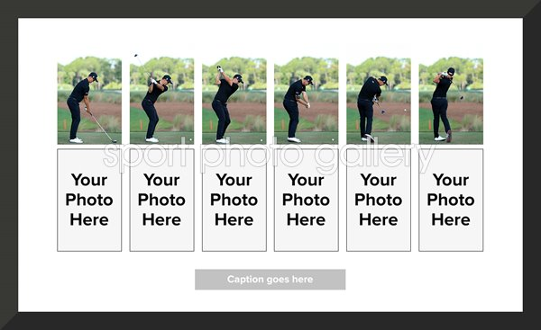 Adam Scott Golf Swing Comparison Collage
