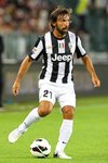 Andrea Pirlo of Juventus  Frames
