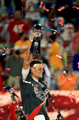 Tom Brady Tampa Bay Buccaneers wins 7th Super Bowl Title