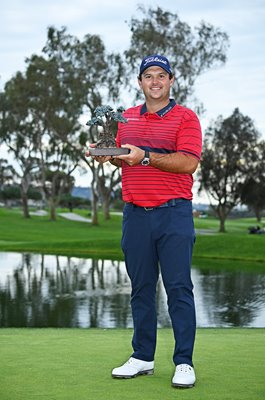 Patrick Reed USA Farmers Insurance Open Torrey Pines Champion 2021