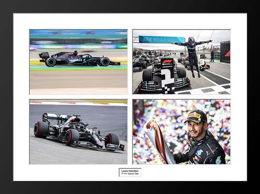 Lewis Hamilton 7th F1 World Title Special