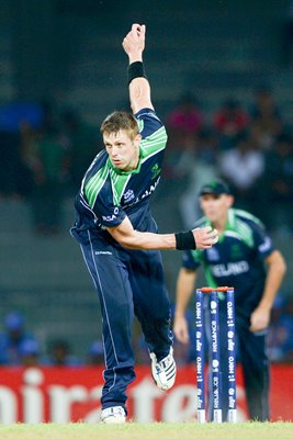 Boyd Rankin Ireland World T20 2012