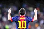 Barcelona Lionel Messi Champions League 2014 Acrylic