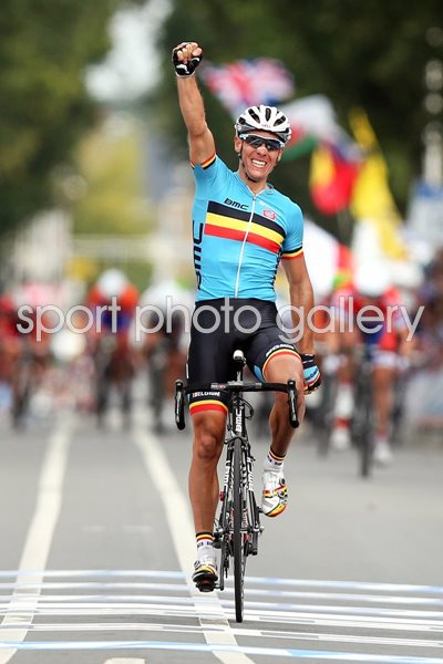 Philippe Gilbert World Road Race Champion 2012