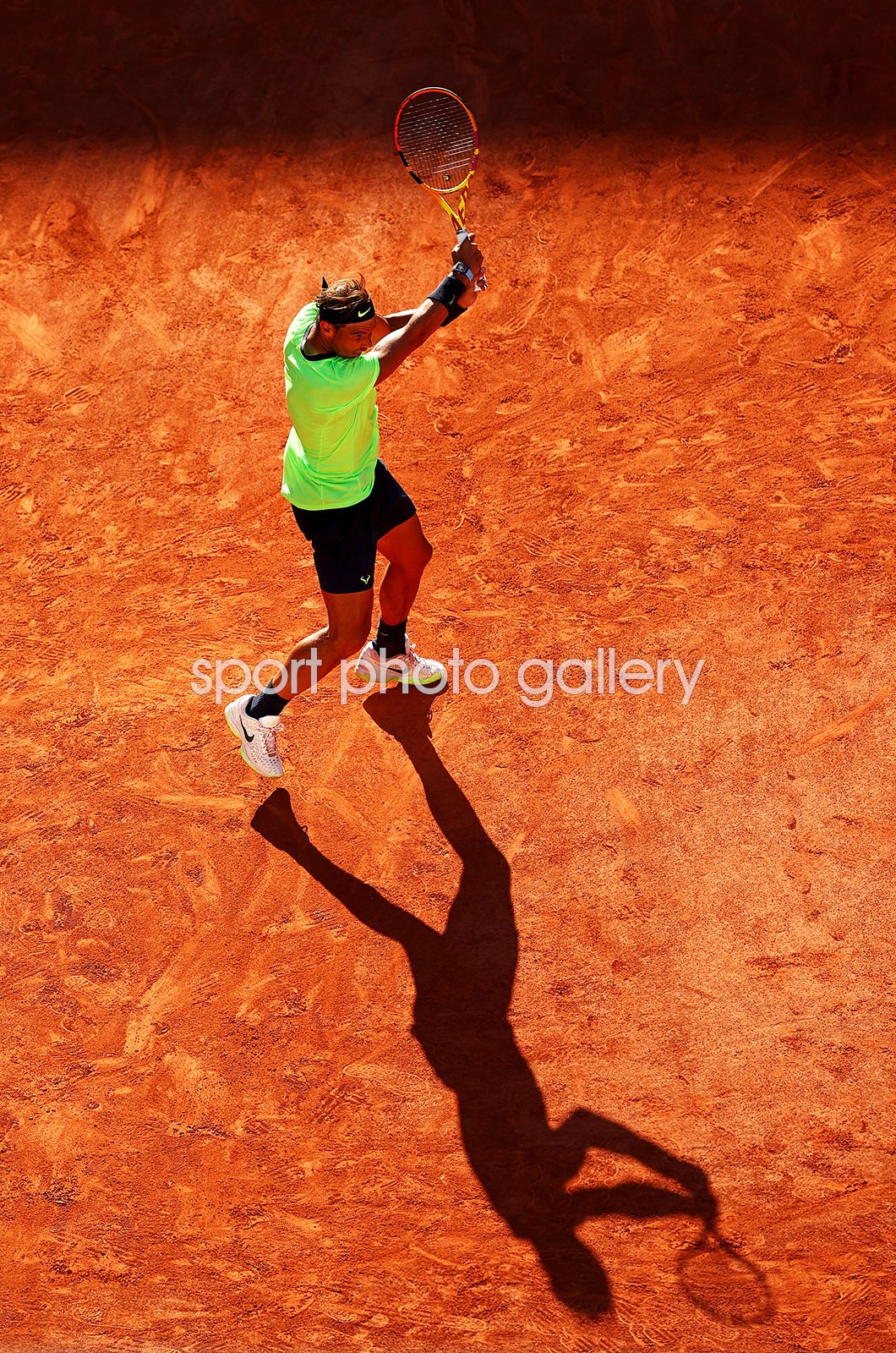 Rafael Nadal Spain French Open Roland Garros 2021 Images Tennis Posters