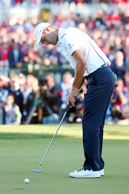 Martin Kaymer wins 14th point to retain Ryder Cup