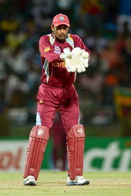 Danesh Ramdin West Indies World T20 2012