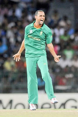 Robin Peterson South Africa World T20 2012