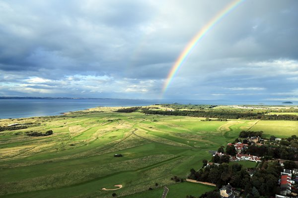 Muirfield Golf Course, Gullane, Lothian, Scotland