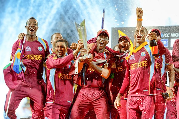 2012 West Indies World Twenty20 Champions